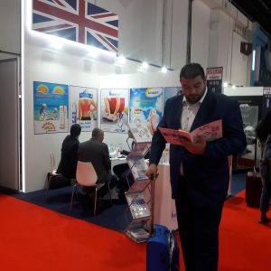 UK Medica at Arab health 2018